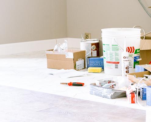 Valvi Reinigungen / Reparaturen und kleine Malerarbeiten